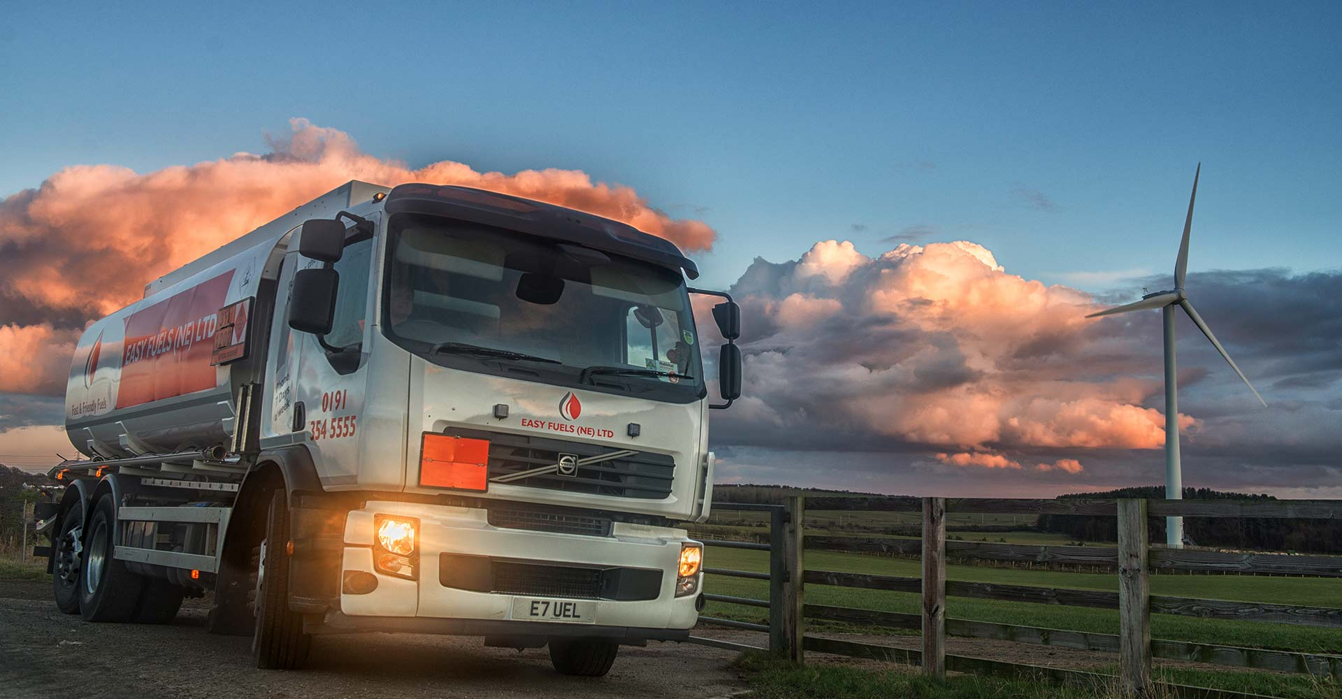 Heating Oil & Diesel Fuel Delivery in the North East UK