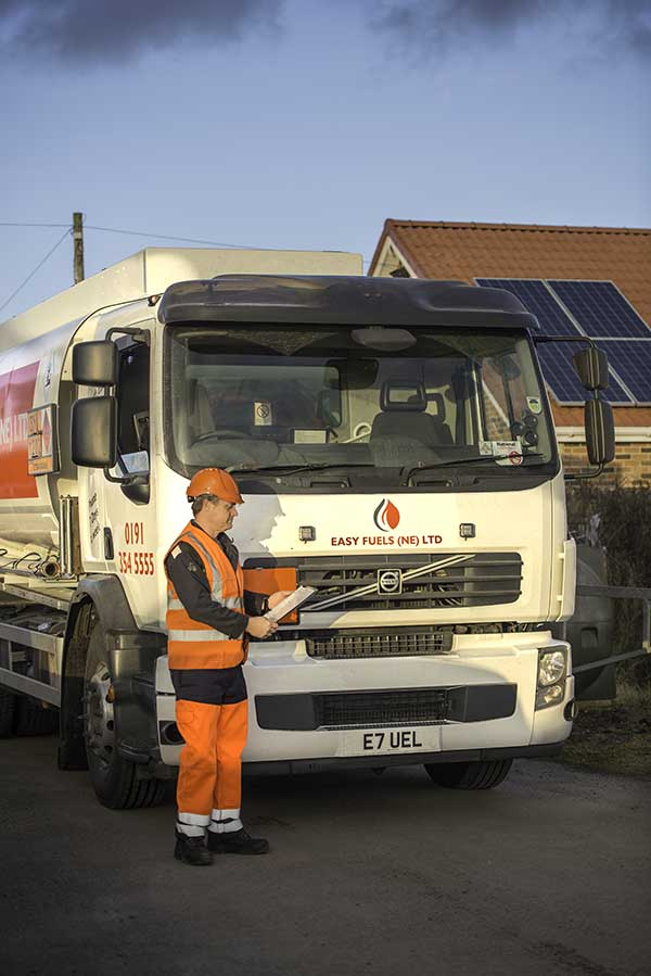 Heating Oil & Agricultural Diesel Fuel Delivery North East UK